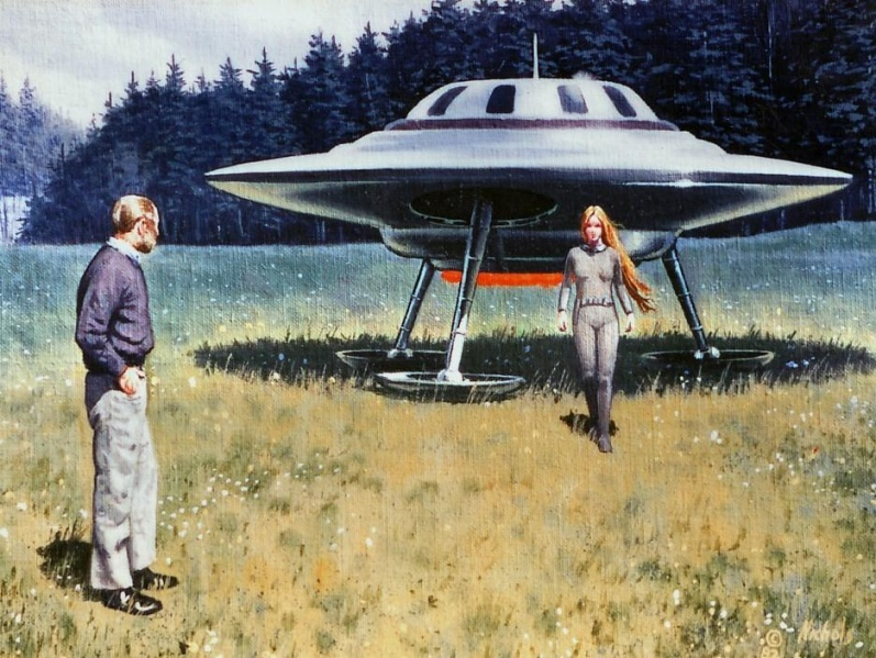 Первый контакт с Плеярами (с Семьязе) 797px-semjase-meeting-billy